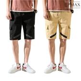 CPMAX 韓系高磅數多口袋工裝短褲 男五分短褲 男寬鬆直筒短褲 五分短褲 五分褲 男五分褲 K69