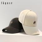 鴨舌帽 2021新款硬頂遮陽棒球帽子男女韓版潮顯臉小太陽帽百搭街頭鴨舌帽 寶貝 免運