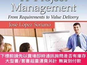 二手書博民逛書店Maximizing罕見Benefits From It Project ManagementY255174