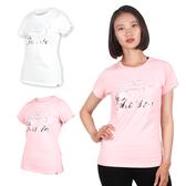 NEW BALANCE女短袖T恤(路跑 慢跑 圓領上衣 NB 免運 ≡排汗專家≡