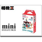 Fujifilm Instax Mini Film Mickey〔米奇2021版〕拍立得底片