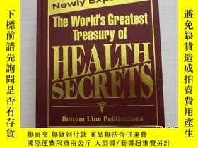 二手書博民逛書店THE罕見WORLDS GREATEST TREASURY OF