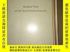 二手書博民逛書店F1罕見Standard Texts on the Social