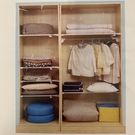衣櫃收納分層隔板宿舍隔層板櫥櫃整理伸縮架...