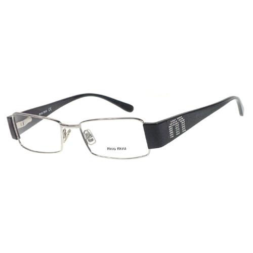 【Miu Miu】時尚光學眼鏡 (無附盒)