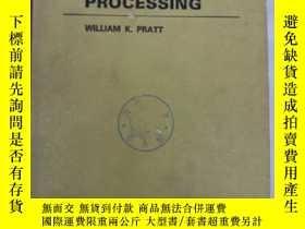 二手書博民逛書店digital罕見image processing (H1480