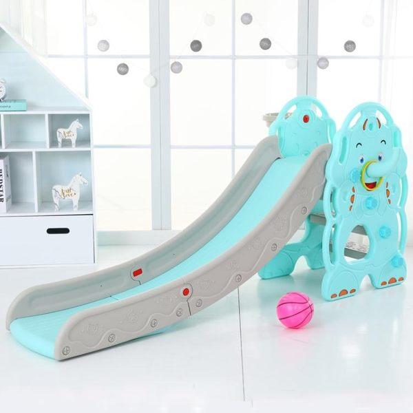 溜滑梯新款兒童滑滑梯家用室內加厚滑道加高可折疊多功能幼兒園小型滑梯jy【全館88折起】