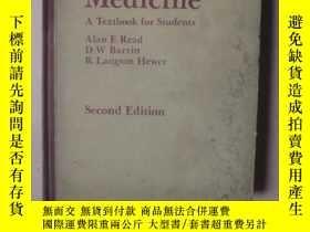 二手書博民逛書店Moderh罕見Medicine【現代醫學】第二版Y16611