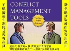 二手書博民逛書店The罕見Pfeiffer Book of Successful Conflict Management Tool