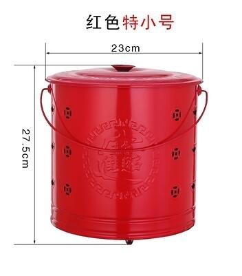 化金筒 通興加厚不銹鋼聚寶桶化金桶焚化爐燒紙桶燒寶桶聚寶盆桶元寶爐 果果生活館