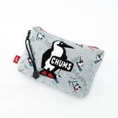 CHUMS Medium Pouch Sweat 收納包 Booby 滑雪 CH602710Z131【GO WILD】