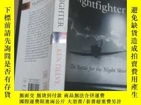 二手書博民逛書店Nightfighter:罕見The Battle for th