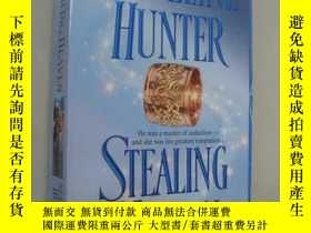 二手書博民逛書店Stealing罕見Heaven:he was a master