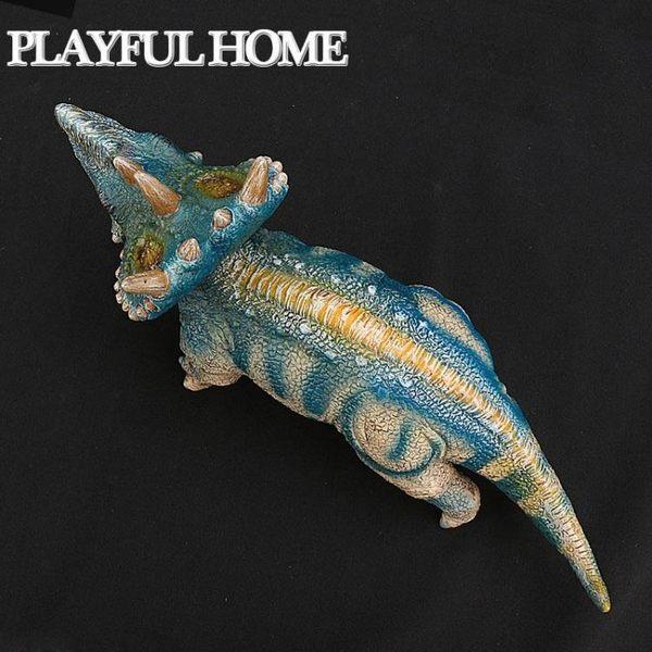 恐龍模型仿真玩具厚鼻龍尖角龍大號兒童侏羅紀超【全館限時88折】