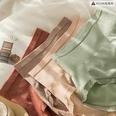 3條 高腰內褲女純棉襠提臀束腰塑形莫代爾中腰三角褲【貼身日記】