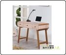 {{ 海中天休閒傢俱廣場 }} G-02 摩登時尚 書桌系列 273-1 柏克3.5尺三抽書桌