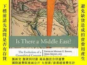 二手書博民逛書店Is罕見There A Middle East?Y255562 Bonine, Michael E.; Ama