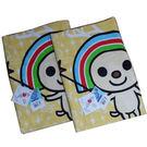 【台灣製造】OPEN將歡樂印花小浴巾-台灣製造MIT微笑認證-正版授權