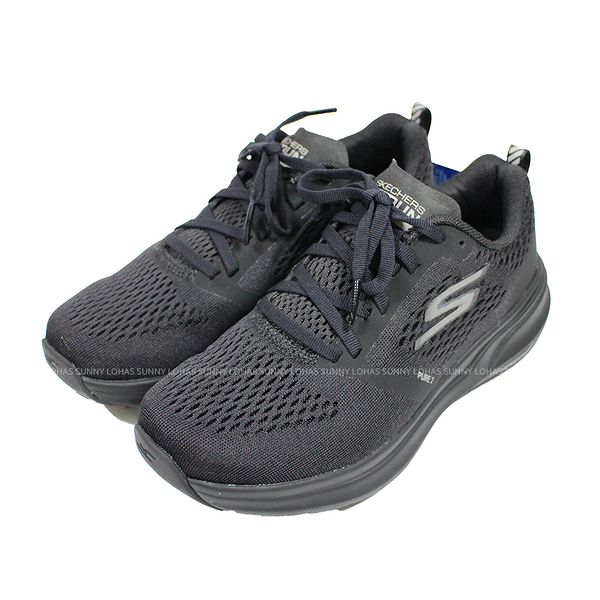(B5)SKECHERS 女鞋 GO RUN PURE 2 慢跑鞋 運動鞋 工作鞋 128091BBK 全黑 [陽光樂活]