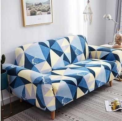 沙發罩 彈力懶人沙發套罩萬能全包套四季防滑布藝沙發墊罩巾一套全蓋通用 【新年禮物】