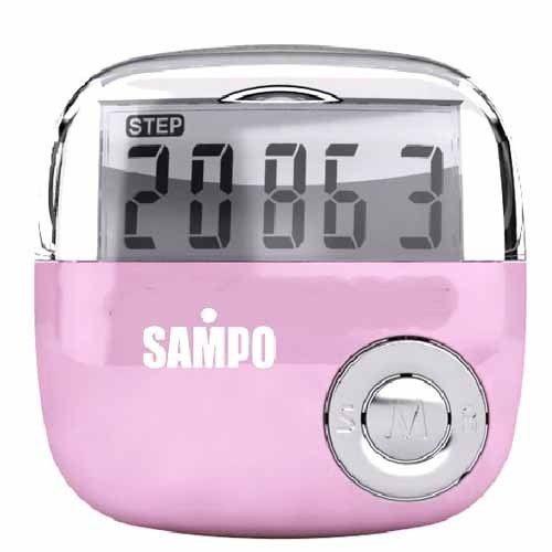 【最後1台↘全新福利品下殺出清】SAMPO 聲寶 大螢幕計步器 JB-B909L