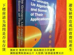 二手書博民逛書店Lie罕見Groups, Lie Algebras, and S