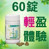 美酵素纖盈體驗單瓶60錠