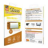 [哈GAME族]滿399免運費 可刷卡●雙色設計●良值 IINE Switch NS 0.22mm 皮卡丘 9H鋼化玻璃保護貼 伊布