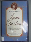 【書寶二手書T8/原文小說_BPE】Bite-Size Jane Austen_Karen Baji