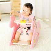 嬰兒搖馬塑料加厚搖椅木馬兒童玩具【大小姐韓風館】