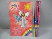 【書寶二手書T2/原文小說_CDP】Ally the Dolphin Fairy_Leah the Theatre Fairy等_共5本合售