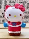 【震撼精品百貨】凱蒂貓_Hello Kitty~日本SANRIO三麗鷗 季節限量版擺飾-凱蒂貓雪人#53647