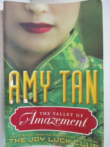 【書寶二手書T4/原文小說_D7R】The Valley of Amazement Intl_Amy Tan