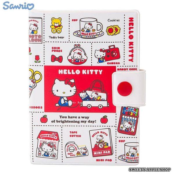 日本限定 HELLO KITTY 復古風 信用卡夾/收納夾/名片夾