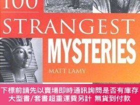 二手書博民逛書店100罕見Strangest MysteriesY255174 Matt Lamy Arcturus Publ