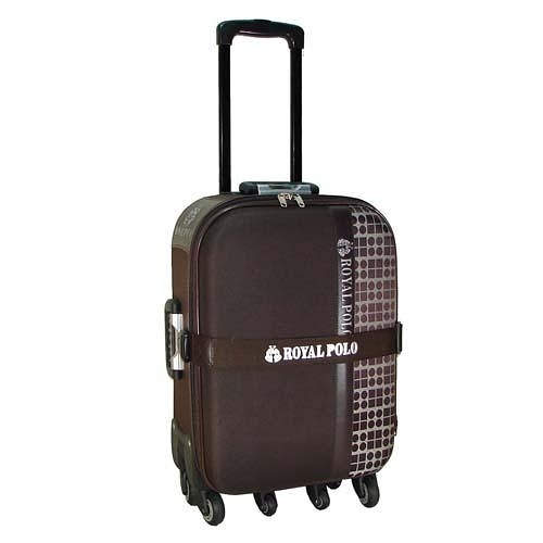 ROYAL POLO 20吋拉桿行李箱-多款式隨機出貨【愛買】