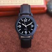 兒童手錶 小男孩簡約兒童手錶韓版中學生石英電子潮流初中生考試用腕表