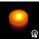LED充電式蠟燭環保燈S【十方佛教文物】...