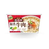 金車高頓粥椒香牛肉風味51G【愛買】