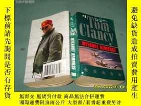 二手書博民逛書店TOM罕見CLANCY WITHOUT REMORSE(湯姆克蘭
