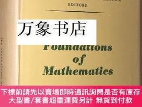 二手書博民逛書店Beth罕見: Foundations of Mathematics 數學的基礎 邏輯與數學基礎研究叢書之一 原版