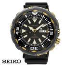 SEIKO 黑金鮪魚罐頭200米機械膠帶...