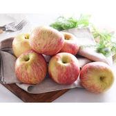 智利特選套袋富士蘋果6入裝/盒 (約1.8kg/盒)