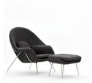 【南洋風休閒傢俱】造型椅系列 - 子宮椅 北歐休閒沙發椅 賓利椅 單人沙發椅(503-5)