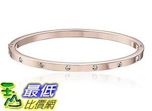[美國直購] Fossil Dainty Dot Bangle Bracelet 手鐲