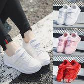 女童運動鞋透氣網面單網鞋