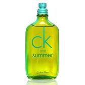 Calvin Klein Ck One Summer 2014 夏日限量版淡香水 100ml Tester 包裝 無外盒包裝