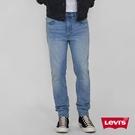 Levis 男款 512低腰修身窄管牛仔褲 / FLEX彈力機能布料 / 水藍刷白