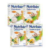 Nutriben貝康-紐滋本 米精系列300g買3送1(贈品需剪盒蓋)[衛立兒生活館]