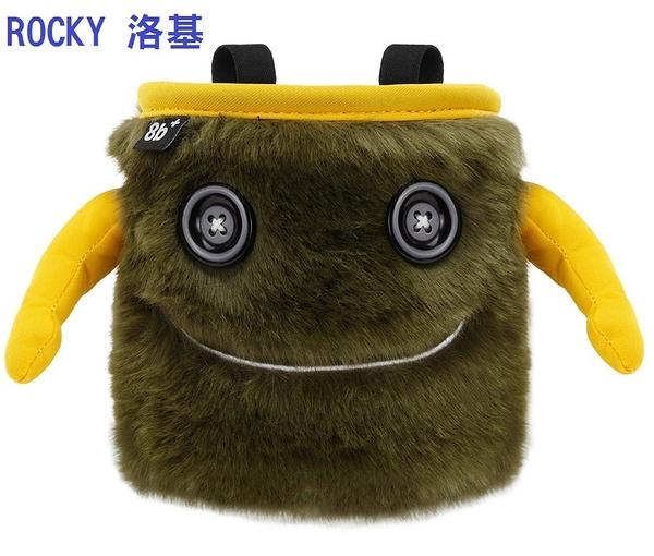 [好也戶外]8BPLUS Chalkbags 鬼毛怪攀岩粉袋/ROCKY 洛基